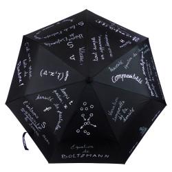 """Parapluie Oméga """"Équation de Boltzmann """""""