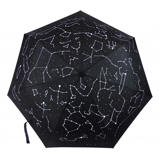 "Parapluie Oméga ""Constellations"", aux sublimes constellations du ciel boréal..."