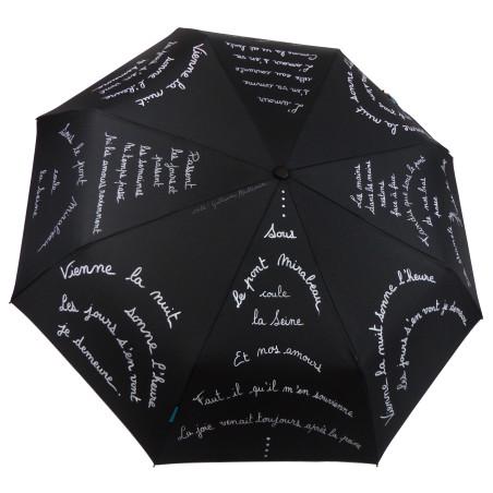 """Parapluie Epsilon """"Le Pont Mirabeau"""""""